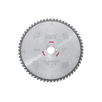 Пильный диск METABO HW/CT для ручных дисковых пил 160x20, 24 WZ (628030000)